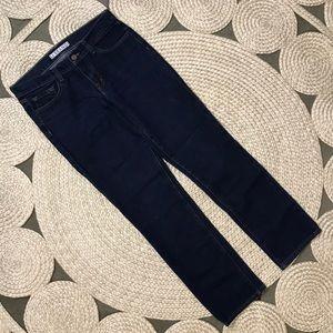 J Brand sz 27 Dark Wash Jeans Cigarette Straight